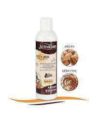 cuisine et keratine actiliss smooth smoothing care shoo by activilong maintains hair