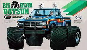 radio control monster trucks