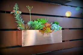 modern wall planter 10 modern wall mounted plant holders to