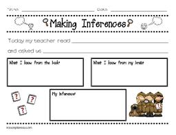 inference worksheets 4th grade mreichert kids worksheets