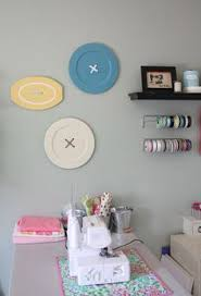 Sewing Room Wall Decor I Love This Art Idea Maybe Use The Word