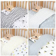 Duvet Baby 1 4 Pc Cot Bedding Set For Newborn Babies Quilt Sheets Pillow