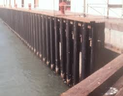 Plastic Handrail Winstarplastic High Quality Commercial Marine And Piling