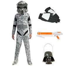 clone trooper costume star wars clone trooper costume for adults
