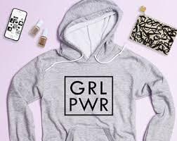 power hoodie etsy