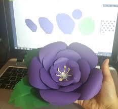 printable large flowers free printable large flower stencils free printable flowers patterns