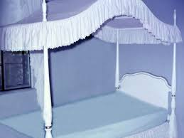 canopy bed with curtains diy canopy bed ideas and plans u2013 home