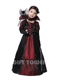 Evil Queen Costume Evil Queen Costume Black Vampire Princess Children Halloween