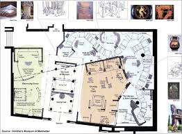 Exhibition Floor Plan Children S Museum Of Manhattan Exhibition Stavros Niarchos