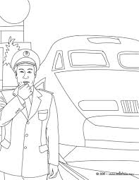 train driver coloring pages hellokids com
