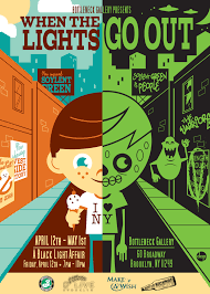 glow in the dark poster preview bottleneck gallery s glow in the dark show when the