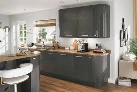cuisine bois gris cuisine bois et gris best of cuisine noir et cuisine gris