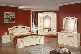 chambre a couchee ambra laque beige marbre ensemble chambre a coucher lignemeuble com