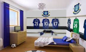 Football Bedroom Home Design Styles - Football bedroom ideas