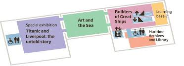 British Museum Floor Plan Floor Plan Merseyside Maritime Museum Liverpool Museums