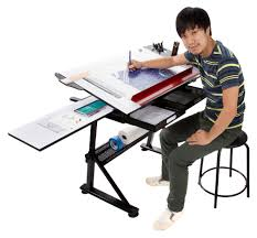 Artist Drafting Table Artist Table Drafting U0026 Drawing Table Soho Jerrysartarama Com