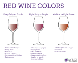 what the colors of wine mean u2014 wtso from the vine