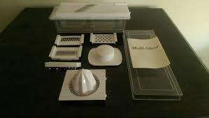 the kitchen collection inc multi slicer by the kitchen collection inc 11 set ebay
