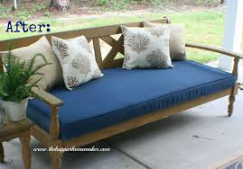 How To Spray Paint Patio Furniture Spray Painting Fabric The Happier Homemaker