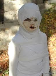 Halloween Mummy Costumes Homemade Mummy Costume Kids Halloween Caleb Scott