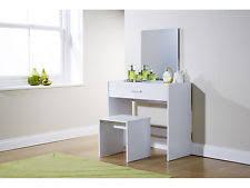 mdf chipboard modern dressing tables with mirror ebay