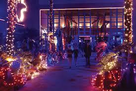Stone Zoo Lights by Birch Aquarium At Scripps Home