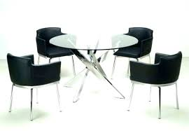 Glass Topped Dining Table And Chairs Modern Table And Chairs Modern Dining Table Set Modern Glass