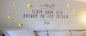 stickers geant chambre fille décoration stickers muraux geant salon chambre cuisine leroy