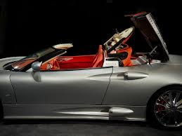 spyker 2010 spyker c8 aileron spyder pictures news research pricing