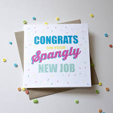 congrats on your new card congrats on your spangly new card by lovely cuppa