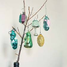 6 midcentury mercury glass ornaments project sarafan