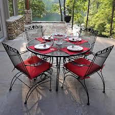 Rod Iron Patio Chairs Enjoyable Iron Patio Table Rod Tables Ideas Iron Patio Chairs