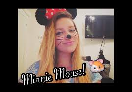 Minnie Mouse Halloween Makeup by Minnie Mouse Halloween Makeup Tutorial Youtube