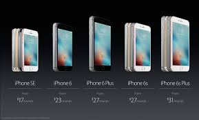 yup apple has and made a smaller iphone for 399 smaller