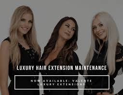 luxury hair valente luxury hair extension maintenance valente hair