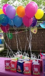 throw splashingly wonderful peppa pig party children