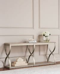Hooker Furniture Sabeen Scrolled Console Table Neiman Marcus