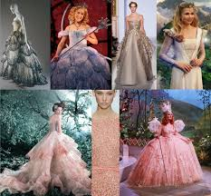 wizard oz dorothy costume glinda inspired fashion from wicked the musical oz the great and