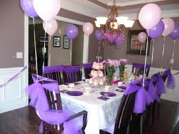 white party table decorations birthday table decorations purple white party themes inspiration