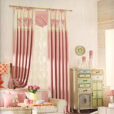 Light Pink Curtains For Nursery Curtain Wonderful Pinksery Curtains Image Design And Gray