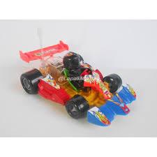 mobil balap mainan mobil balap gokart api murah meriah elevenia