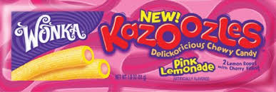 kazoozles candy where to buy wonka kazoozles chewy candy pink lemonade 1 8 ounce