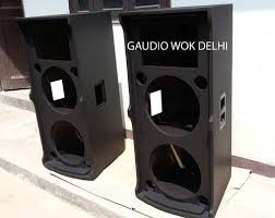 empty 15 inch speaker cabinets rcf style v max 45 empty top cabinet at rs 20000 piece speaker