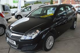 used 2010 vauxhall astra life a c cdti diesel estate for sale in