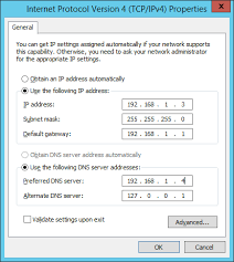 Dns Nslookup How To Find by Configure Dns Server Settings For Domain Controllers Technology Blog