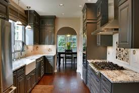 galley kitchen layout advantages and disadvantages u2014 roniyoung
