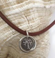 handmade silver charm necklace images Silver charm necklaces thebeehivejewelry jpg