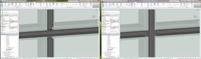 Curtain Wall Mullion Revit Revitcity Com Continuous Vertical And Horizontal Custom Mullion