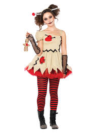 scary costumes voodoo doll costume costumes