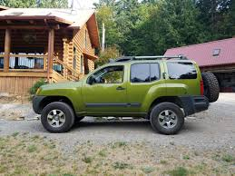 nissan leaf tire size ome lift rims and tires second generation nissan xterra forums
